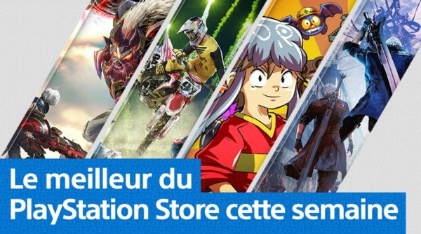 God Eater 3 arrive sur le PlayStation Store !