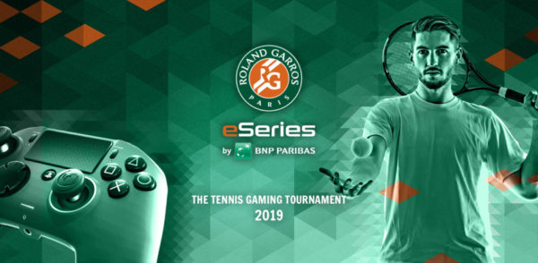 Roland-Garros eSeries by BNP Paribas 2019