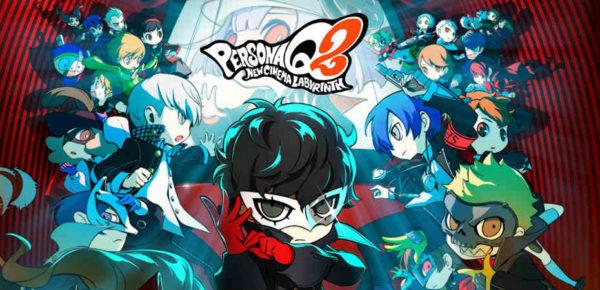 Un nouveau trailer dévoilé pour Persona Q2: New Cinema Labyrinth