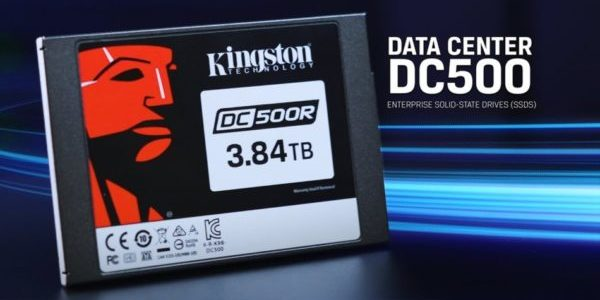 Kingston SSD Data Center 500