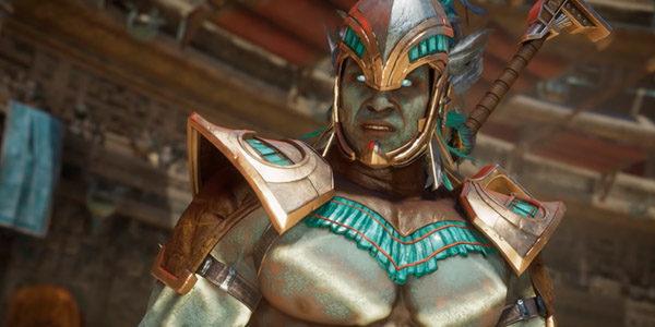 Kotal Kahn MK11 Mortal Kombat 11