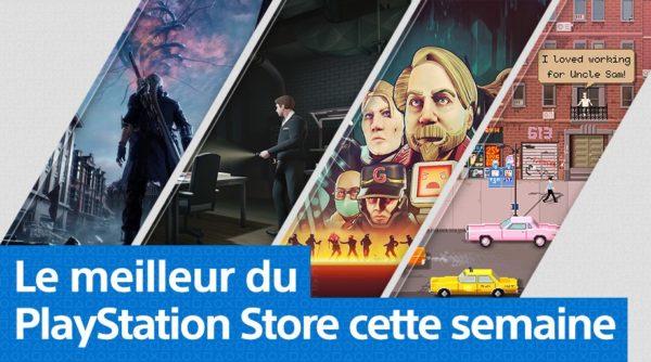 PlayStation Store PS Store - Mise à jour du 4 mars 2019