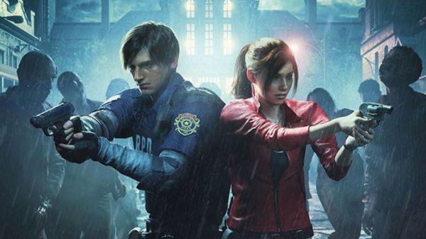 Resident evil 2 Remake RTK