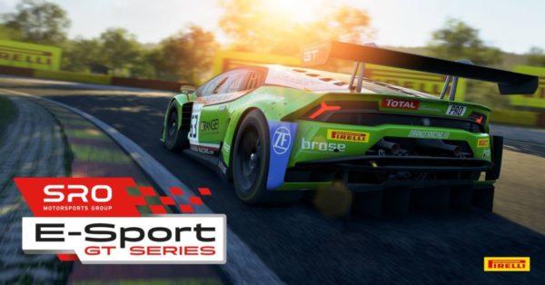 Assetto Corsa Competizione SRO E-Sport GT Series