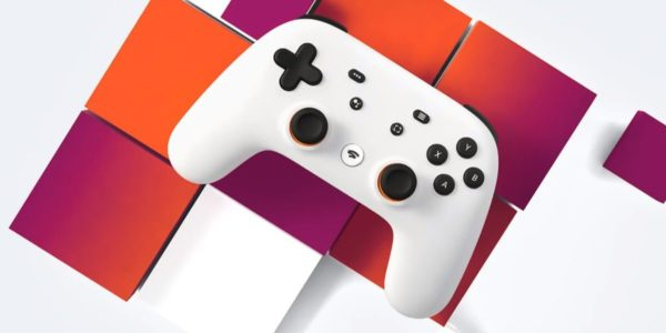 Stadia Google Cloud Gaming