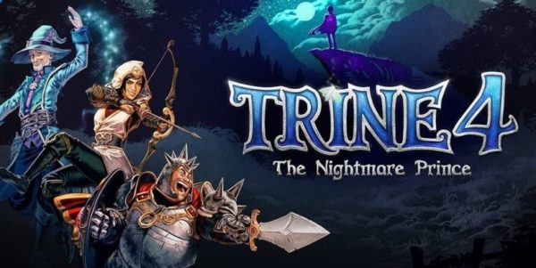 Trine 4 : The nightmare Prince - Trine 4: The Nightmare Prince