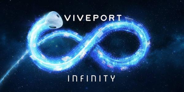 Viveport Infinity HTC VIVE