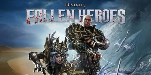 Divinity : Fallen Heroes