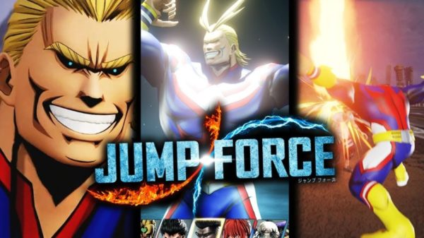 All Might My Hero Academia Jump Force
