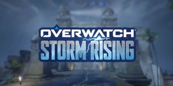 Avis de tempête Overwatch
