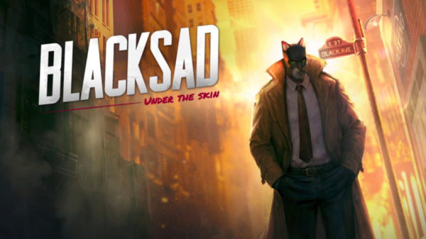Blacksad: Under the Skin sortira le 26 septembre