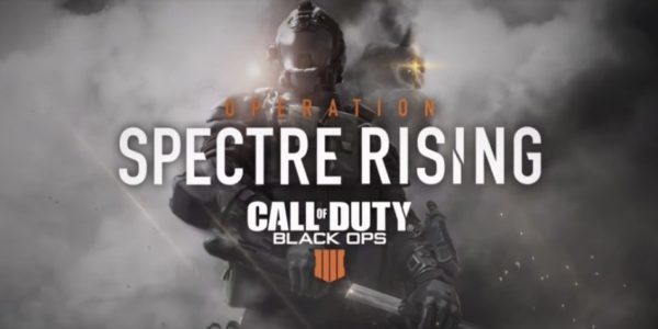 Call Of Duty: Black Ops 4 Opération Spectre Rising