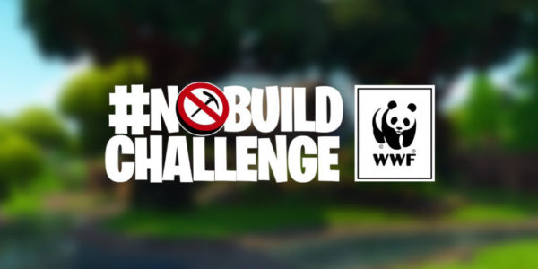 WWF France x We Are Social lancent le #NoBuildChallenge Fortnite
