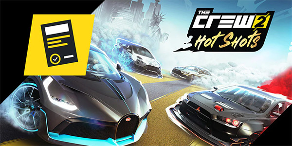Hot Shots The Crew 2 Patch