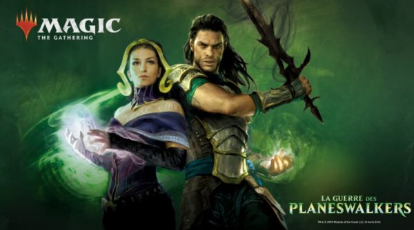 Magic: The Gathering Arena - La Guerre des Planeswalkers