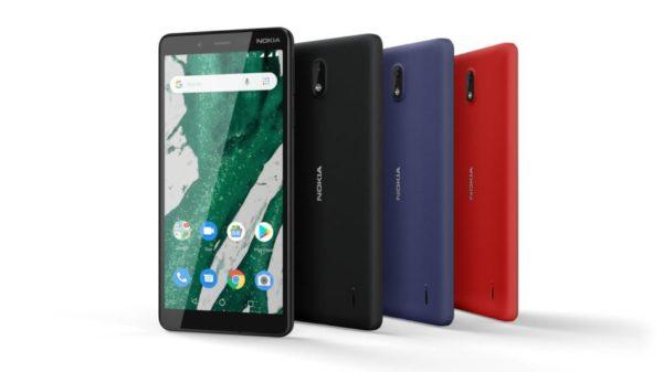 HMD Global annonce la sortie du Nokia 1 Plus