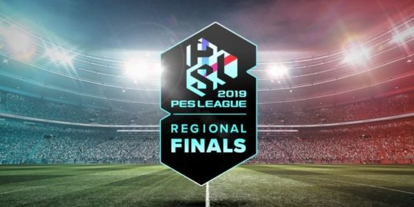 PES League 2019 Regional Finals