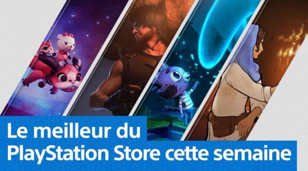 PS Store PlayStation Store - Mise à jour du 15 avril