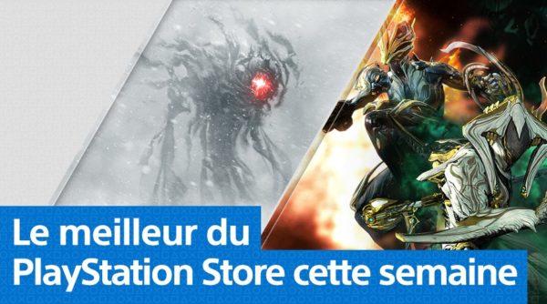 PS Store Playstation Store - Mise à jour du 29 avril 2019