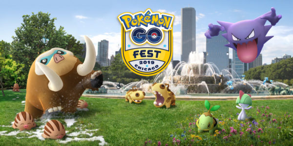 Pokémon GO Summer Tour 2019 - Chicago