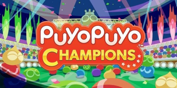 Puyo Puyo Champions RTK NEW