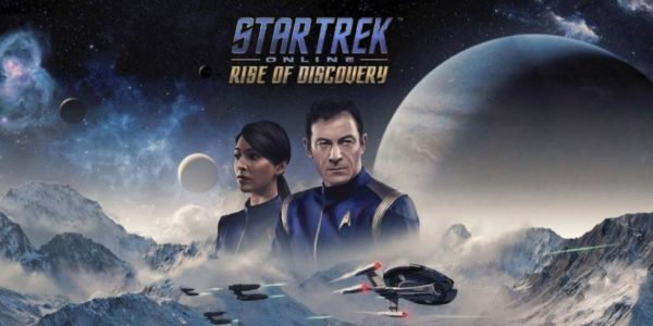 Star Trek Online : Rise of Discovery