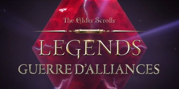 The Elder Scrolls: Legends - Guerre d'Alliances