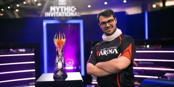 andrea mengucci Mythic Invitational Magic: The Gathering Arena