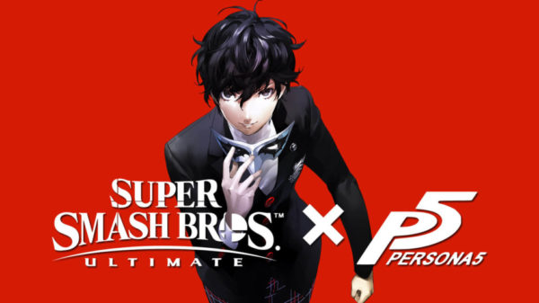 joker persona 5 Super Smash Bros. Ultimate
