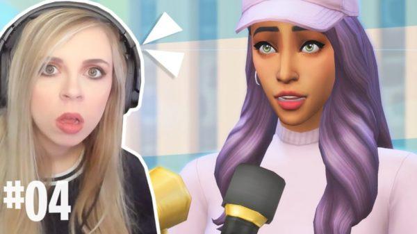 Let's Play : Sims 4 - Heure de Gloire – Episode 4