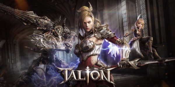 TALION MMORPG Gamevil