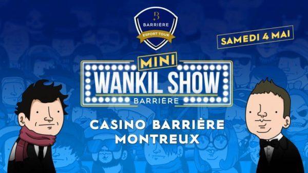 Barrière Mini Wankil Show