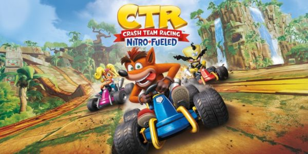 Crash Team Racing Nitro-Fueled RTK NEWS 2019