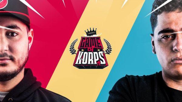 #GameofKorps Gotaga MANE KametoCORP Game Of Korps