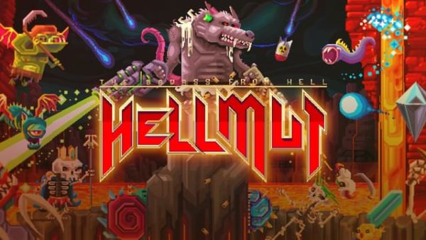 Hellmut : The Badass from Hell