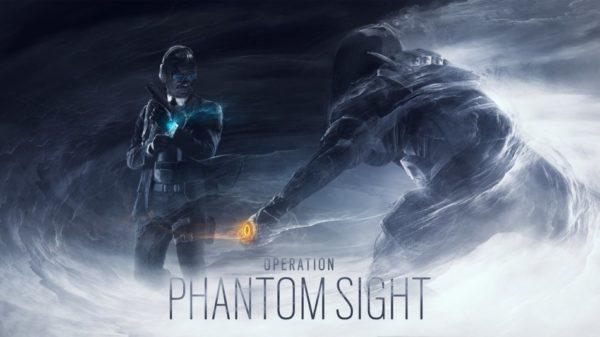 Rainbow Six Siege – Ubisoft dévoile Operation Phantom Sight