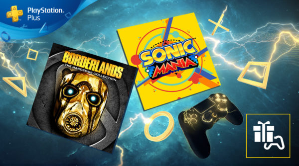 Playstation Plus PS Plus - Juin 2019