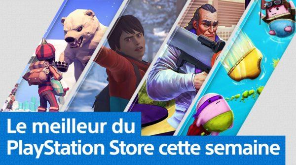PS Store Playstation Store - MIse à jour du 7 mai 2019