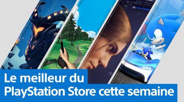 PlayStation Store – Une semaine riche en nouveautés