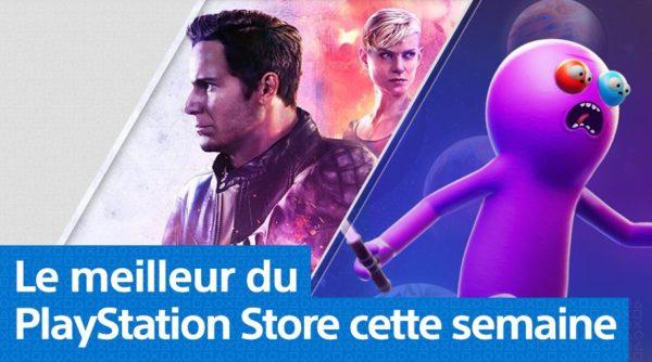 PS Store Playstation Store - Mise à jour du 28 mai 2019