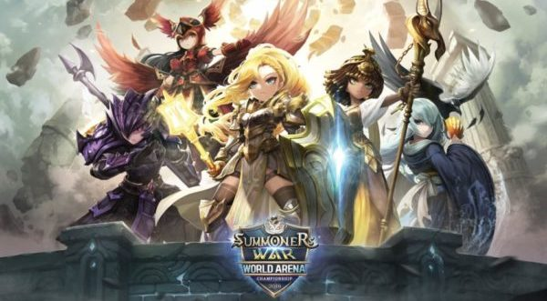 Summoners War World Arena Championship 2019 SWC 2019 Championnat de l'Arène World de Summoners War