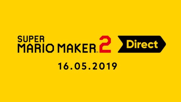 Super Mario Maker 2 Direct 16/05/19
