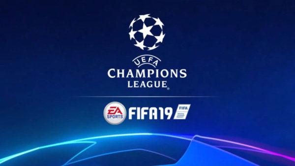 eChampions League FIFA 19