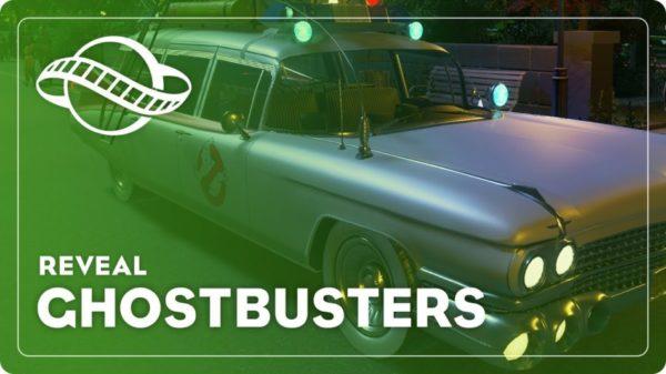 Planet Coaster DLC SOS Fantômes