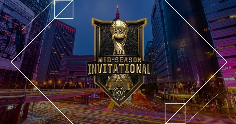 MSI 2019 LoL League Of Legends