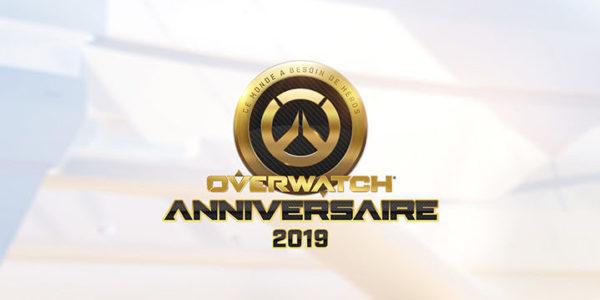 Overwatch Anniversaire 2019