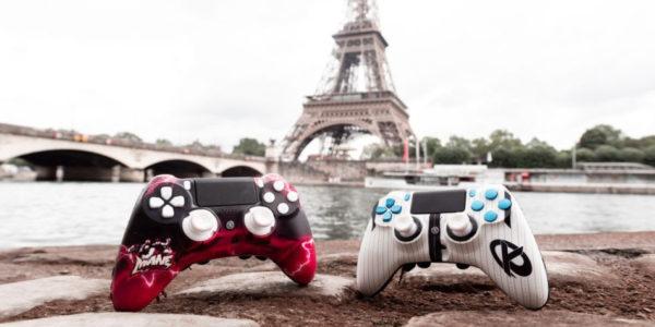 Scuf Gaming Gotaga Kamet0 Tour Eiffel GameOfKorps