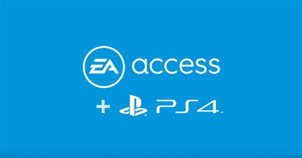 EA Access PS4 2019 RTK