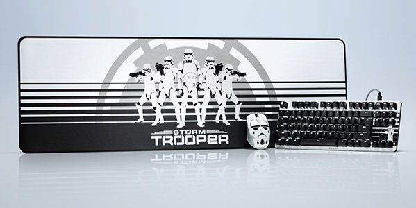 Razer BlackWidow Lite édition Star Wars Stormtrooper