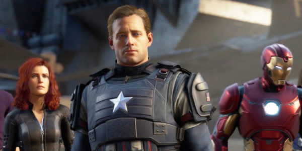 Marvel's Avengers Marvel's Avengers Marvel's Avengers Marvel's Avengers